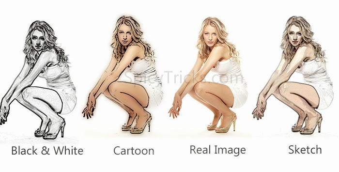 Tips On How To Change Photographs Into Cartoons And Sketch
