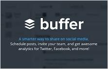Buffer extension for Google Chrome