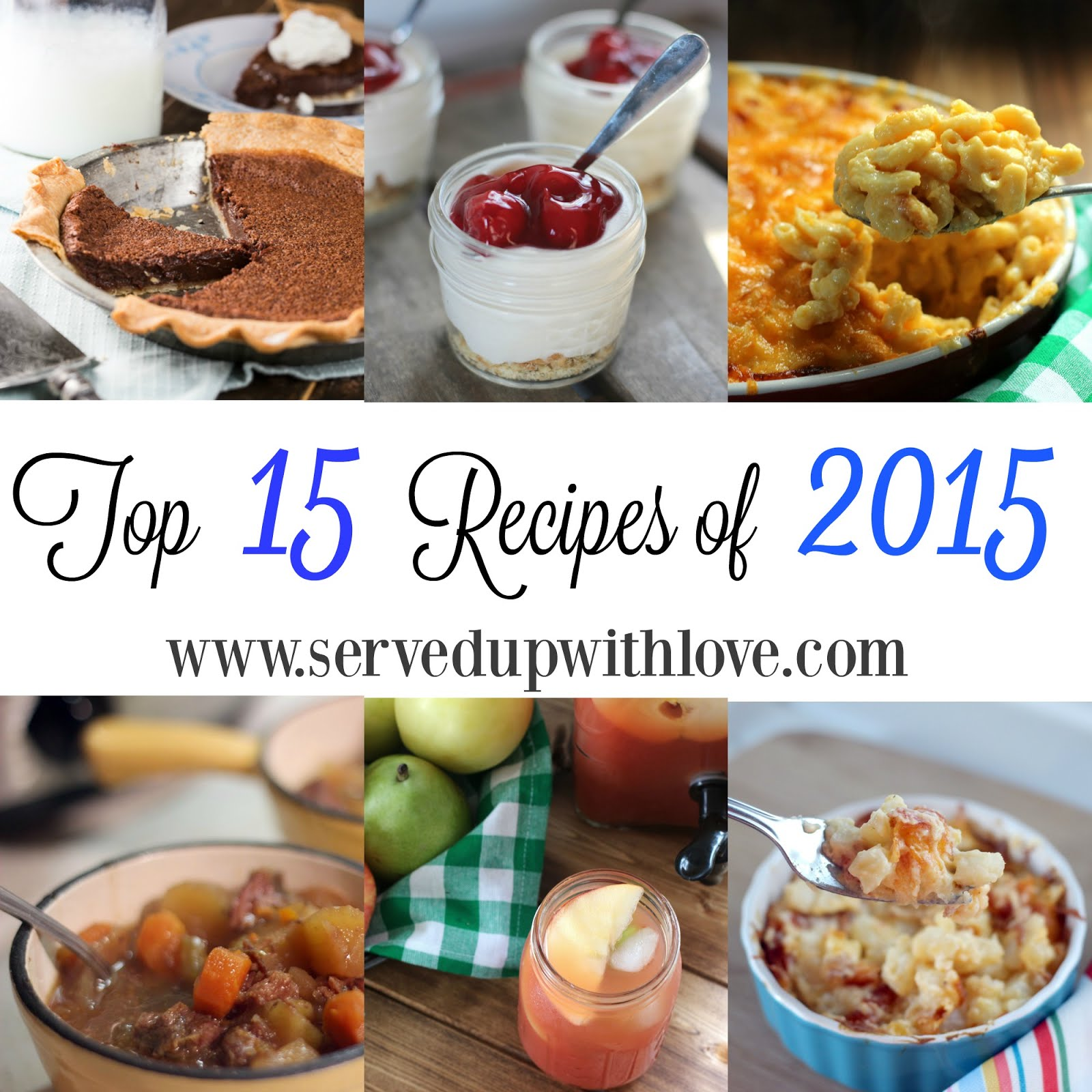 *Top 15 Recipes of 2015*