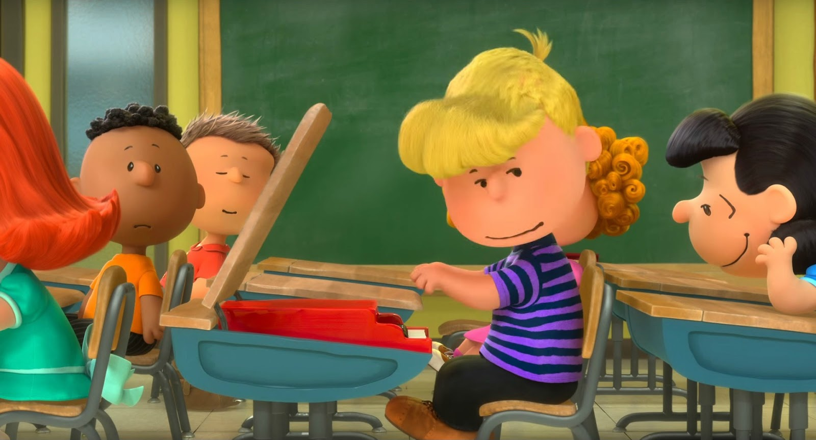 Charlie Brown S Non Holiday Specials The Peanuts Movie