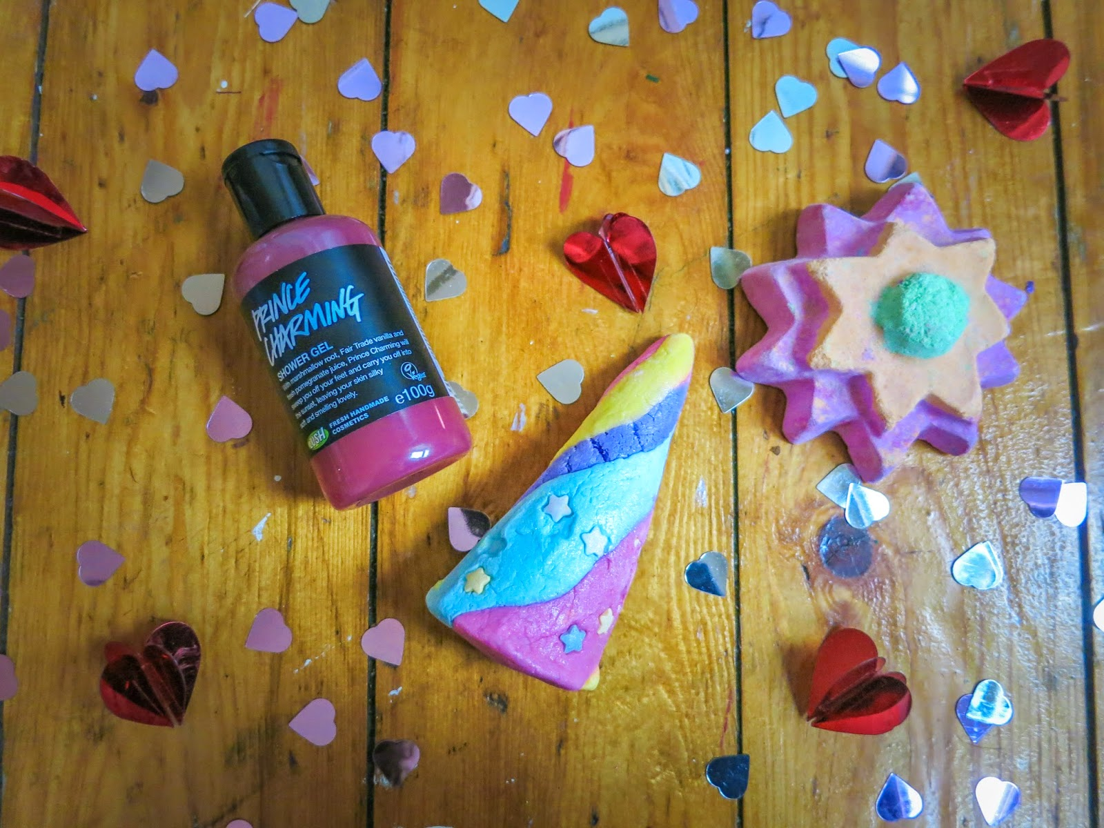 Valentines Day at Lush 2015