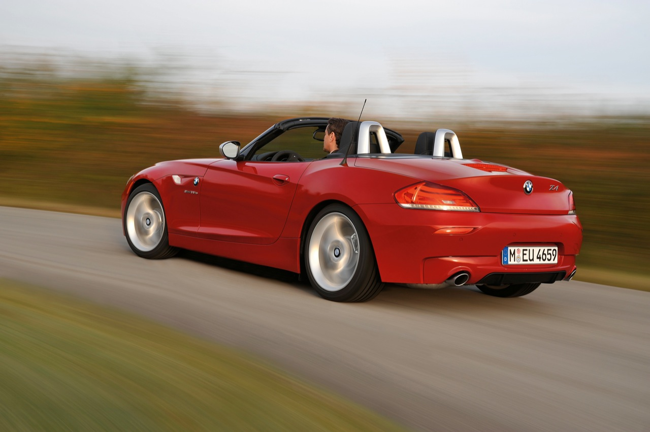 Carsautomotive 2011 Bmw Z4 35is
