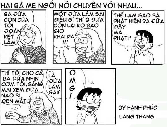 Cười Té Ghế Với ĐôRêMon Chế (P.7)