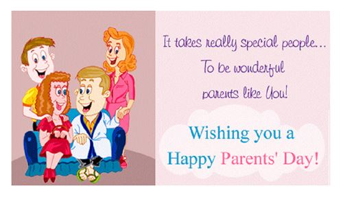 Funny Parents Day Quotes Messages