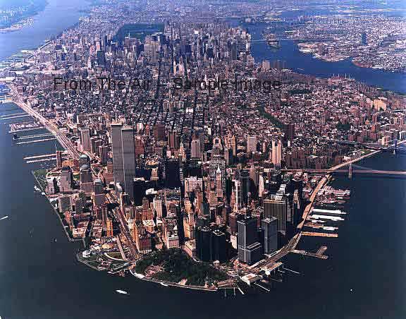 invånare i new york