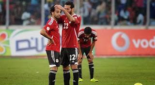 موعد مشاهدة مباراة مصر مع غانا على ملعب «الدفاع الجوي» يوم 19 نوفمبر 2103