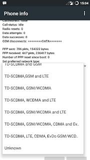 Mengaktifkan 3G di SIM 2