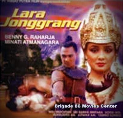 Brigade 86 Movies Center - Lara Jonggrang - Candi Prambanan (1983)