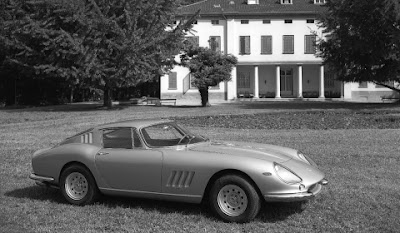Ferrari Classiche Restores Steve McQueen's 275 GTB4 to Original Coupe Body