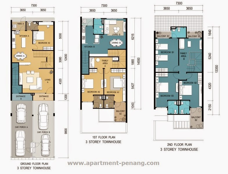 Raintree Park Apartment Penang Com