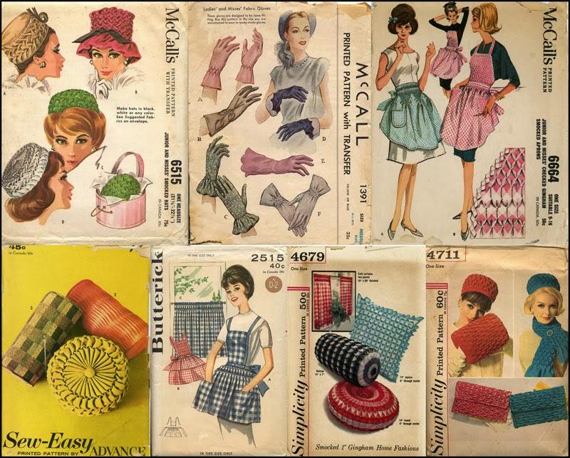 Zips & Darts: The Smocked Dress