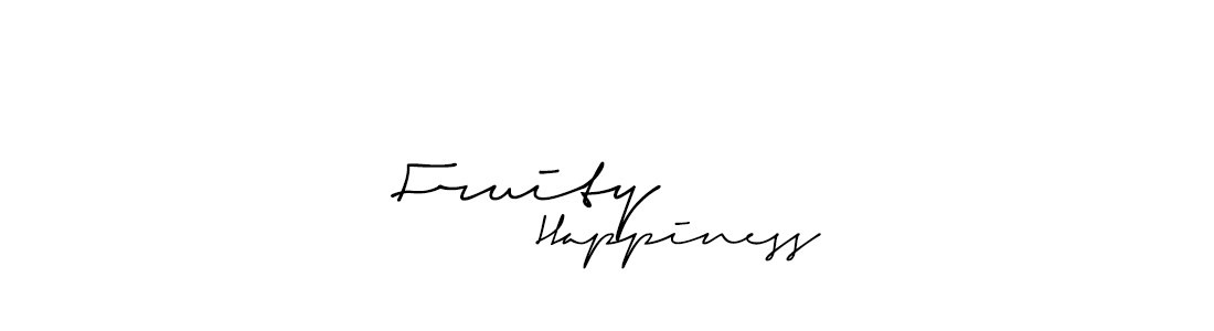 Fruity happiness - Blog mode & lifestyle