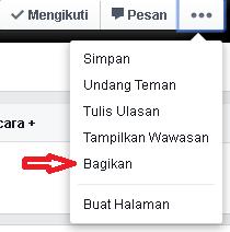 cara beriklan di facebook