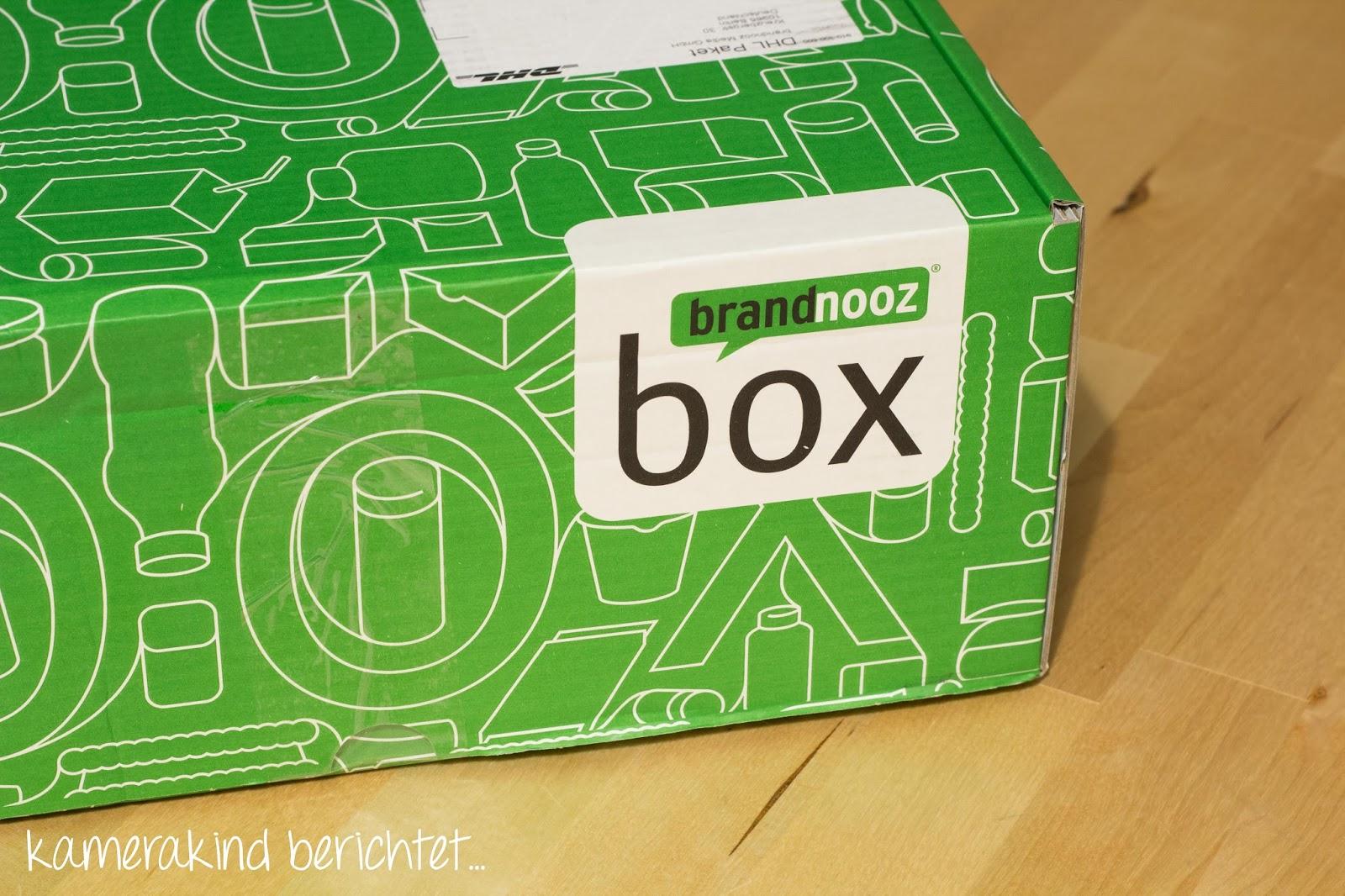 Brandnooz Box Oktober 2014