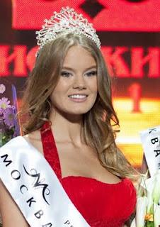 Olena Sendetska,Miss Kiev 2011