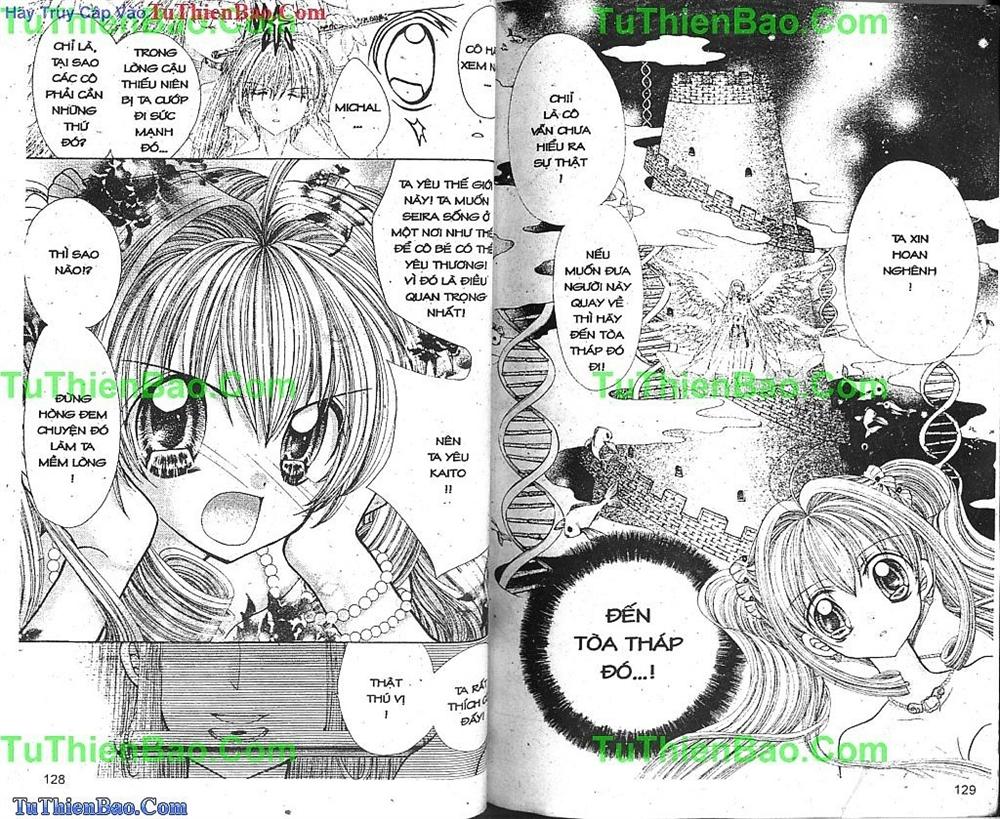 Viên Ngọc Nàng Tiên Cá Chapter 5 - Trang 63