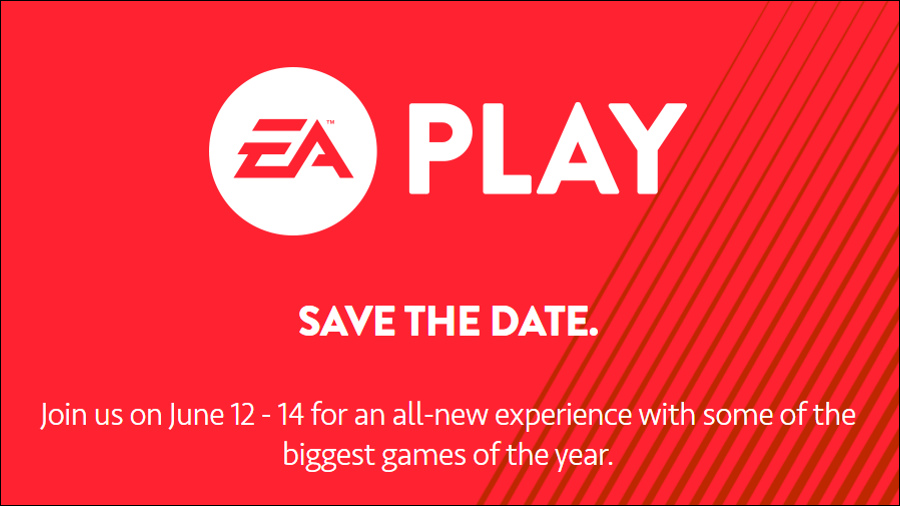 EA anuncia o evento EA Play