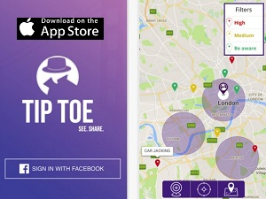 Navigation App of the Month - TipToe