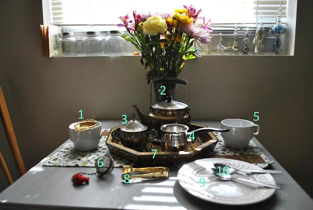 Flashback Summer- Hospitality: Tea Set Essentials