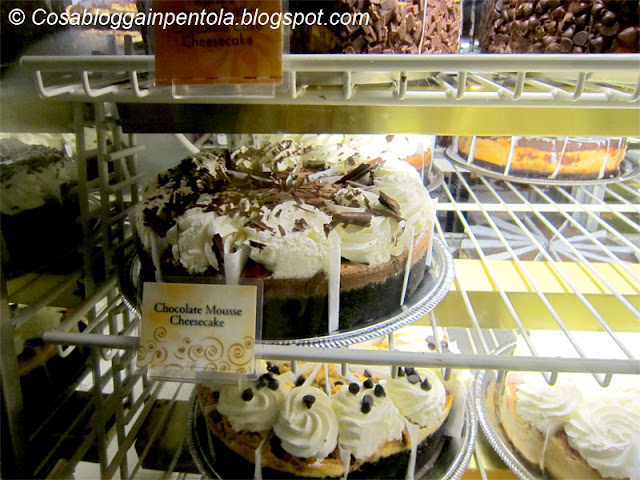 america cosa blogga in pentola cheese cake panna caramel cioccolato chocolate nuts cosabloggainpentola