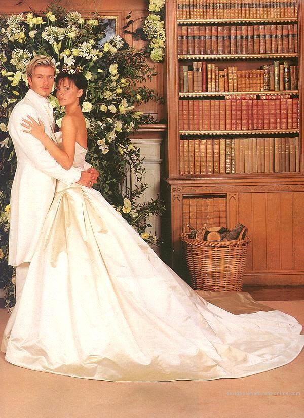 Overdose: Celebrity/Royal Wedding Gowns Part 2