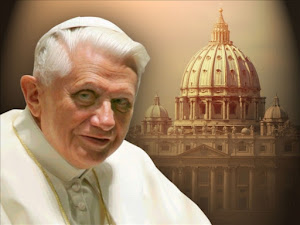 (soon to be doctor of the Church) Pope-Emeritus Benedict XVI