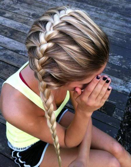 70 Sleek Braids Hairstyles | Hair