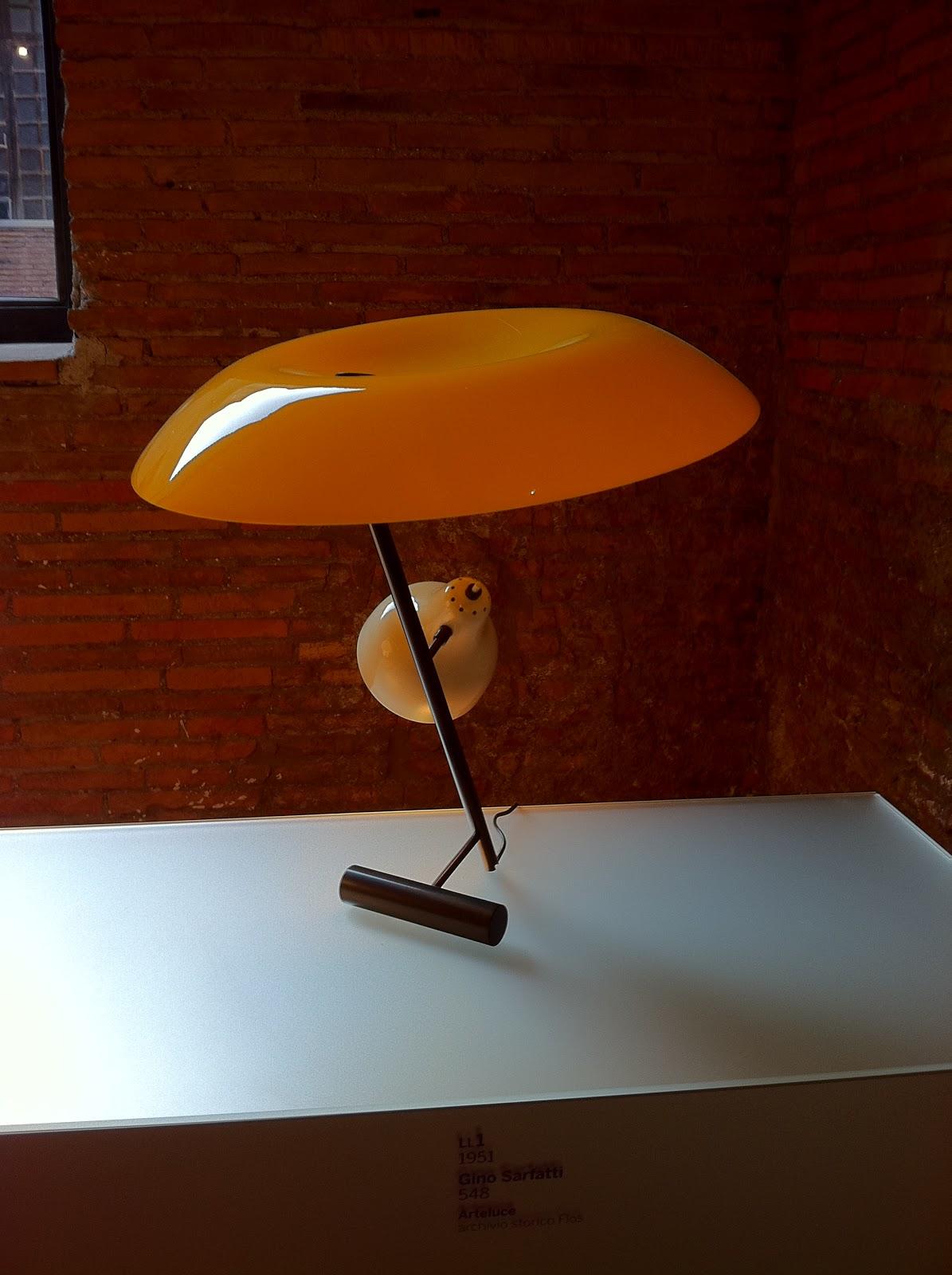 Design a roma appunti da autodidatta lampade appunti for Artemide lampade roma