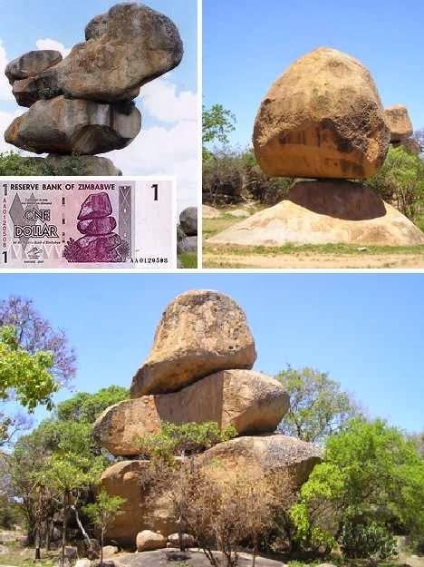 Chiremba Balancing Rocks, Epworth, Zimbabwe