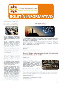 Boletín de junio 2017
