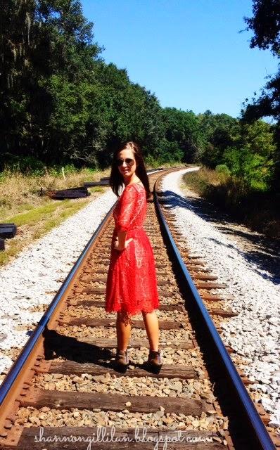 eShakti Florence Dress Fall Boots www.shannongillilan.blogspot.com