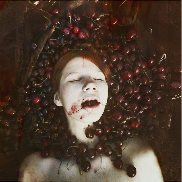 cherries photography