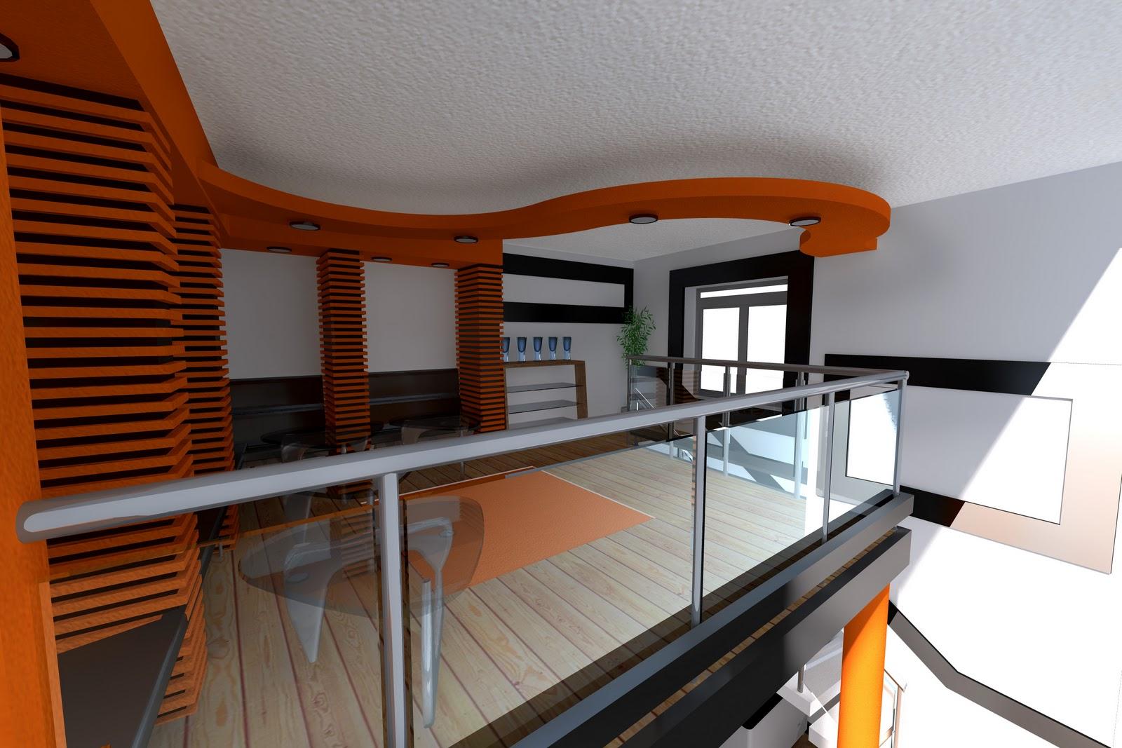 Studio interactf am nagement interieur d 39 un local a alger for Studio amenagement interieur