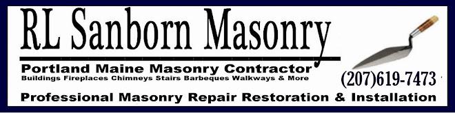 RL Sanborn Masonry
