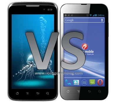 Cherry Mobile Flame vs. Cherry Mobile Flare: Specs Fight! | Ilonggo