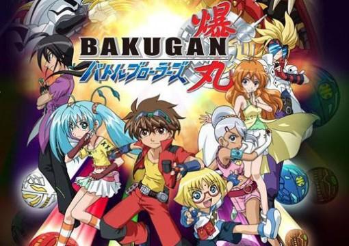 24 bakugan bakugan - Bakugan saison 4 ...
