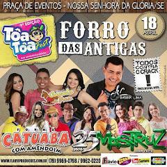 FORRÓ DAS ANTIGAS - GLÓRIA 2015