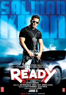 Ready- Salman Khan Free MP3 Songs, Ready Movie Posters, First Look