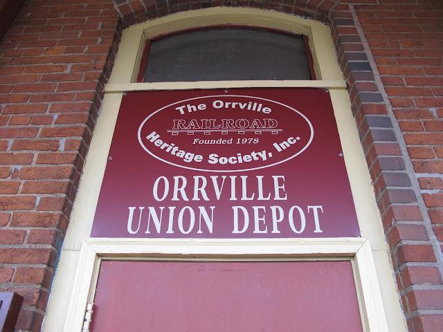 Orrville Union Depot