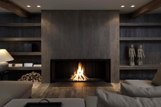 francine gardner art de vivre fireplaces urban style. Black Bedroom Furniture Sets. Home Design Ideas