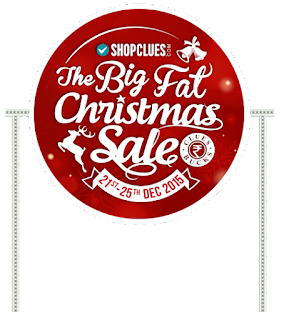(Last Day) Shopclues : Get Free Rs. 50 Cluebucks for The Big Fat Christmas Sale : Buytoearn
