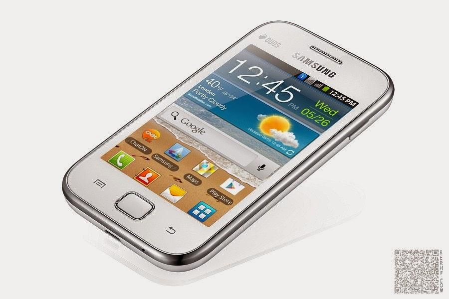 Galeri Gambar SAMSUNG Galaxy Ace Duos S6802