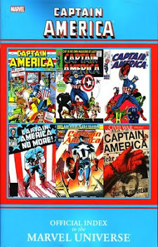 Captain America: The Official Index to the Marvel Universe
