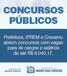 Concurso Samu Mogi das Cruzes, edital 2015.