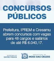 apostila Concurso CRESAMU Mogi 2015
