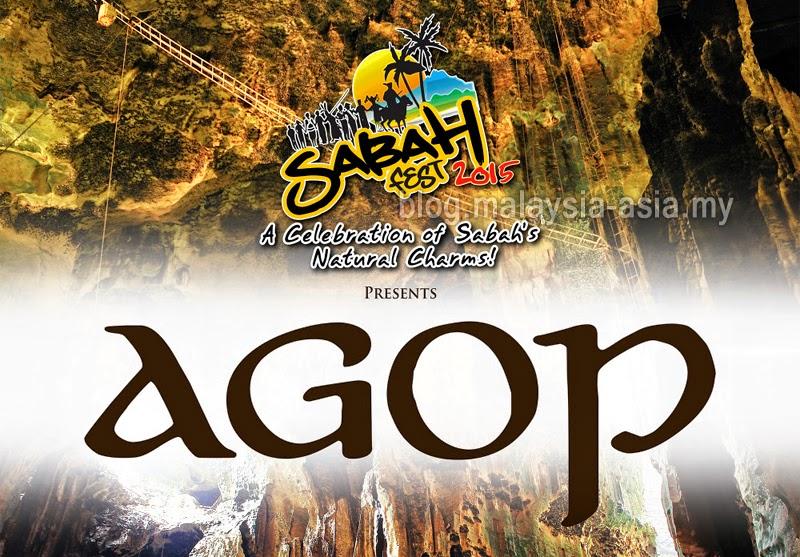 Sabah Fest 2015 AGOP