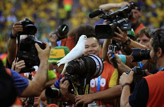 Serba Serbi Piala Dunia Brasil, Yang Lucu Dan Heboh