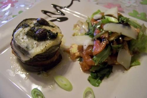 Cuisine En Folie Mille Feuilles D Aubergines Et De Tomates Au