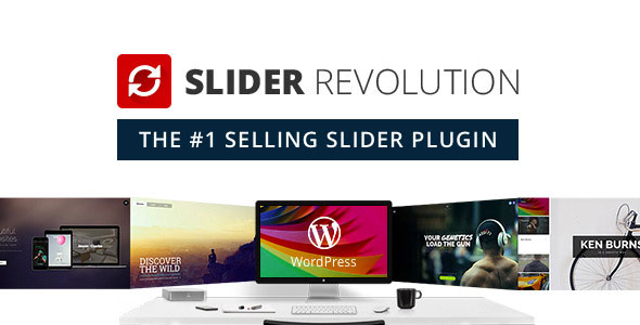 Free Download Slider Revolution Responsive WordPress Plugin
