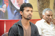 Prathighatana movie press meet photos-thumbnail-6
